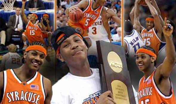 c2df30385f8 Carmelo Anthony College Championship | SYRACUSE STUFF | Syracuse ...