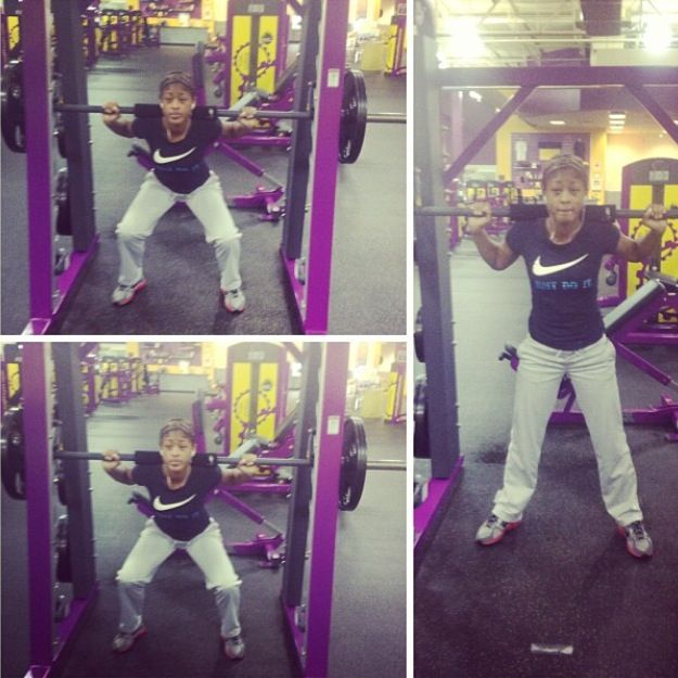 Squats At Planet Fitness Planet Fitness Workout Gym Time Workout Rooms