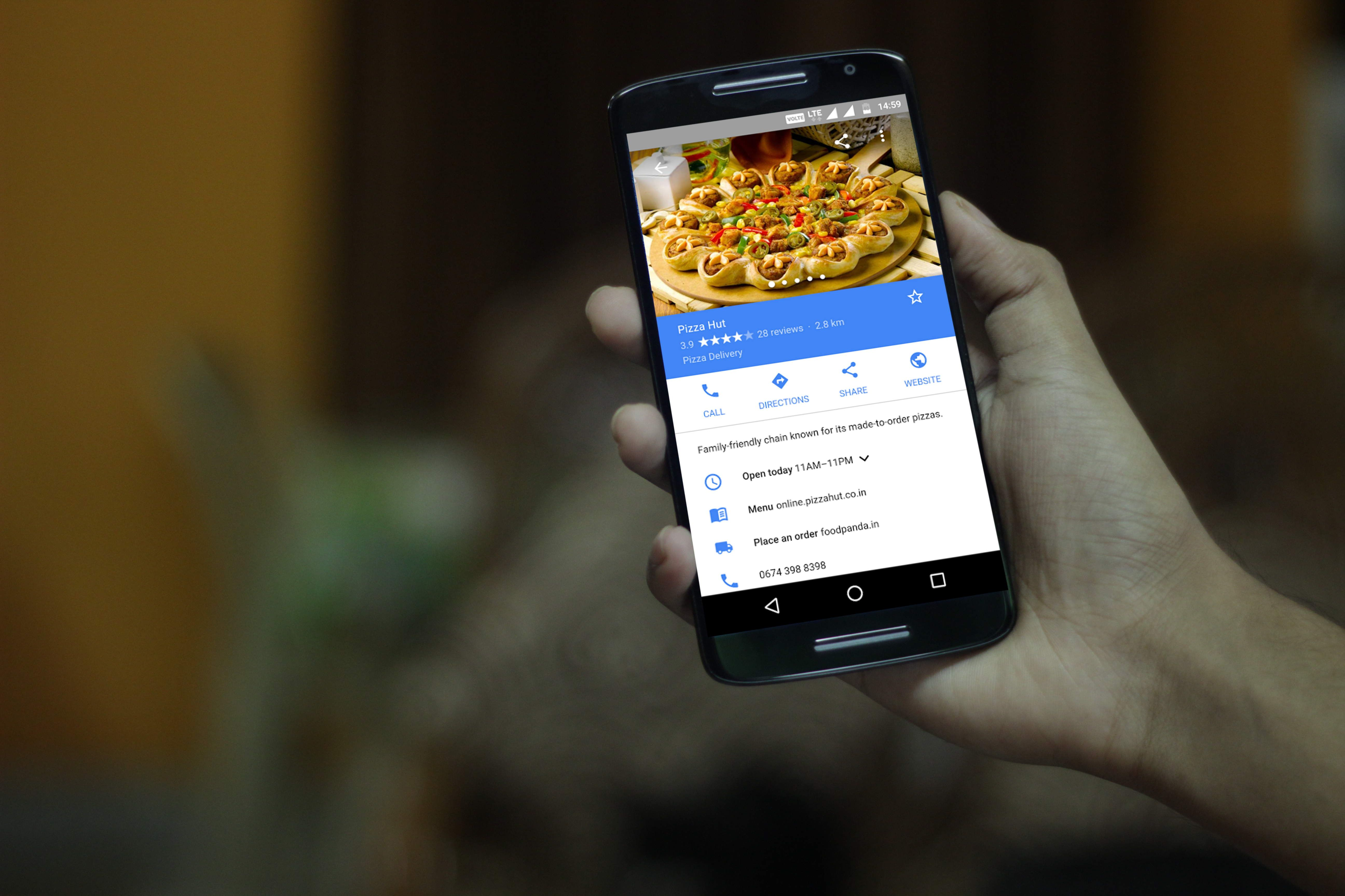 Food near me how to find restaurant for quick food