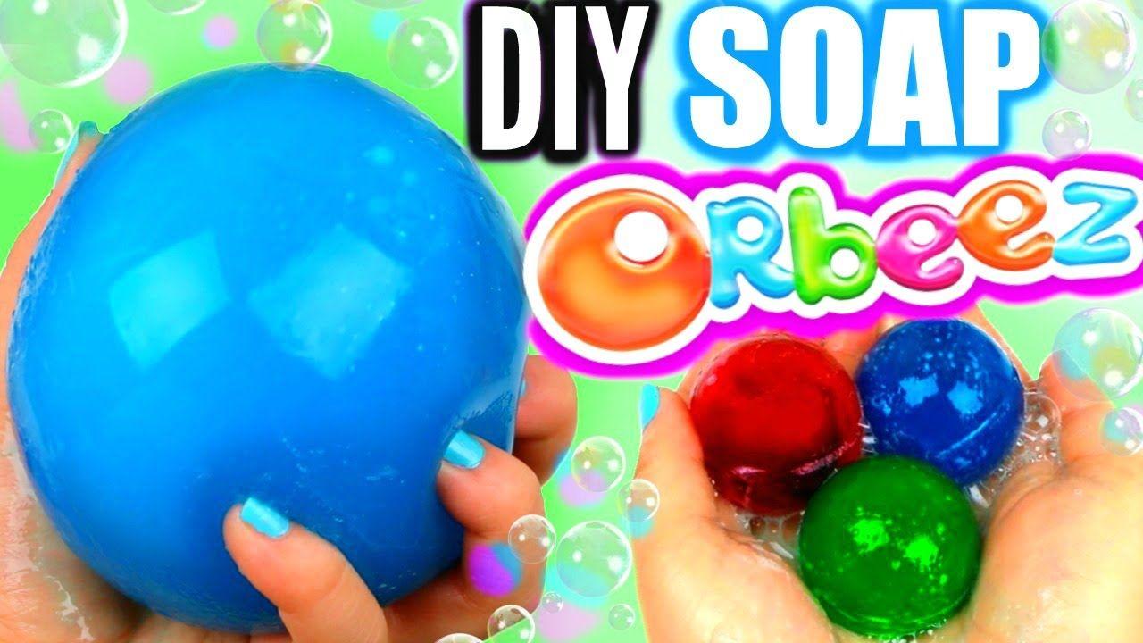 Diy Orbeez Soap Make Giant Orbeez Soap Eos Diy Diy Soap Soap
