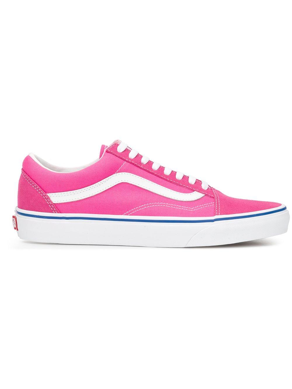 Vans Low-top Sneakers In Pink   ModeSens