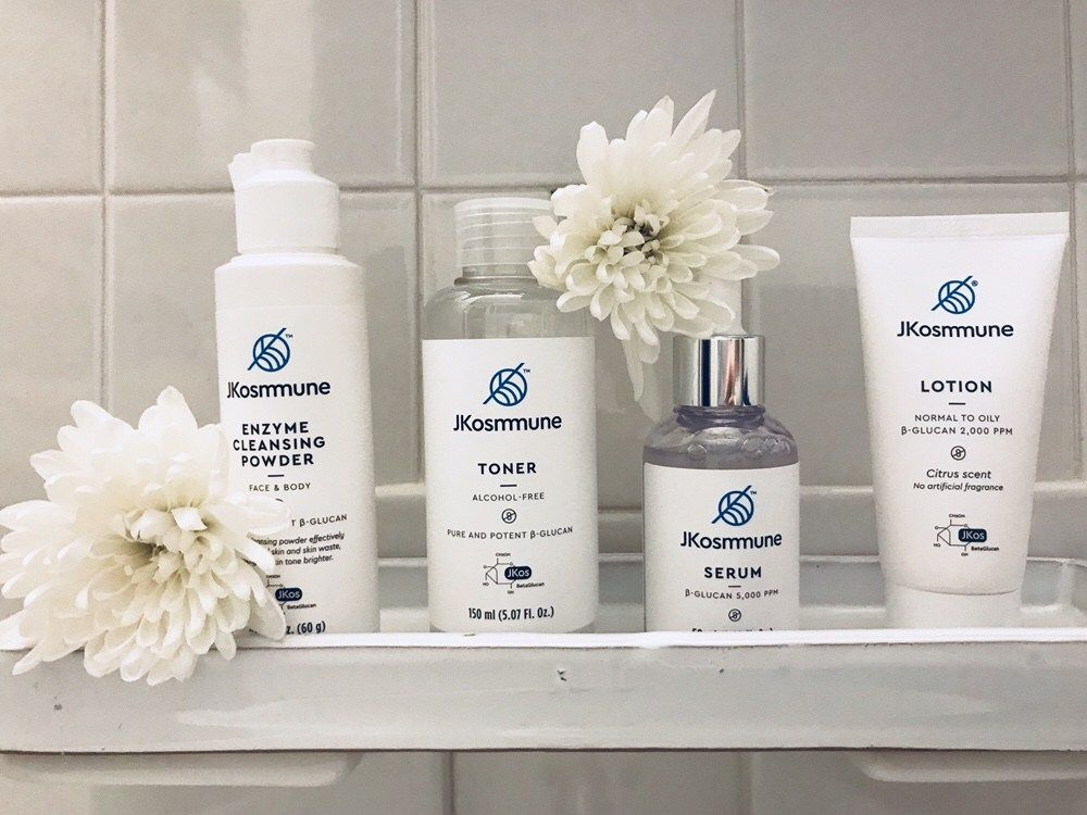 Beta Glucan Is The Future Of Skincare Mack In Style Jkosmmune Beta Glucan Skincare Skin Care Cleansing Powder Citrus Scent