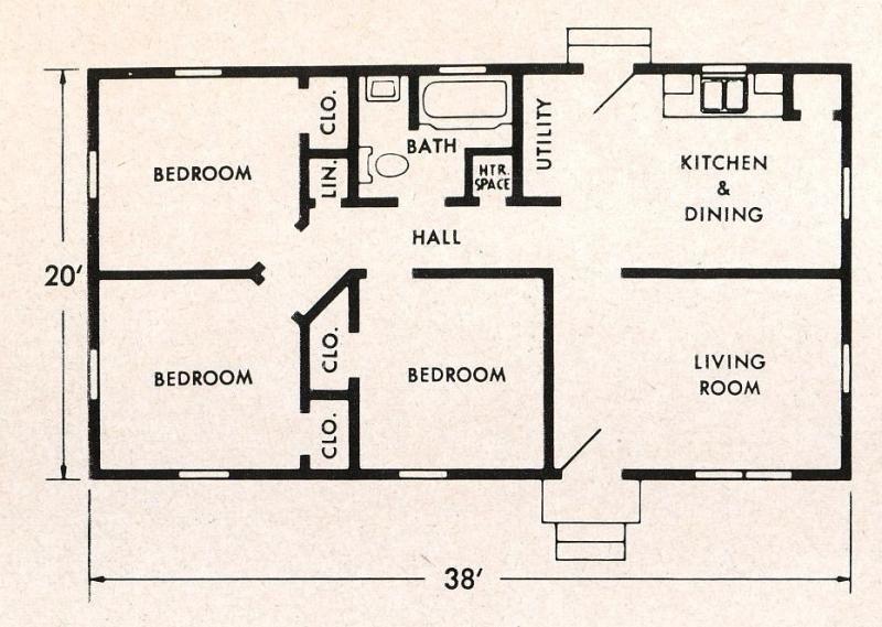Jim Walter Homes A Peek Inside The 1971 Catalog Sears Modern Homes Modern House New House Plans Home Inc