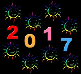 Happy New Year Greetings 2017 For Facebook - Quotes Wishes Messages ...