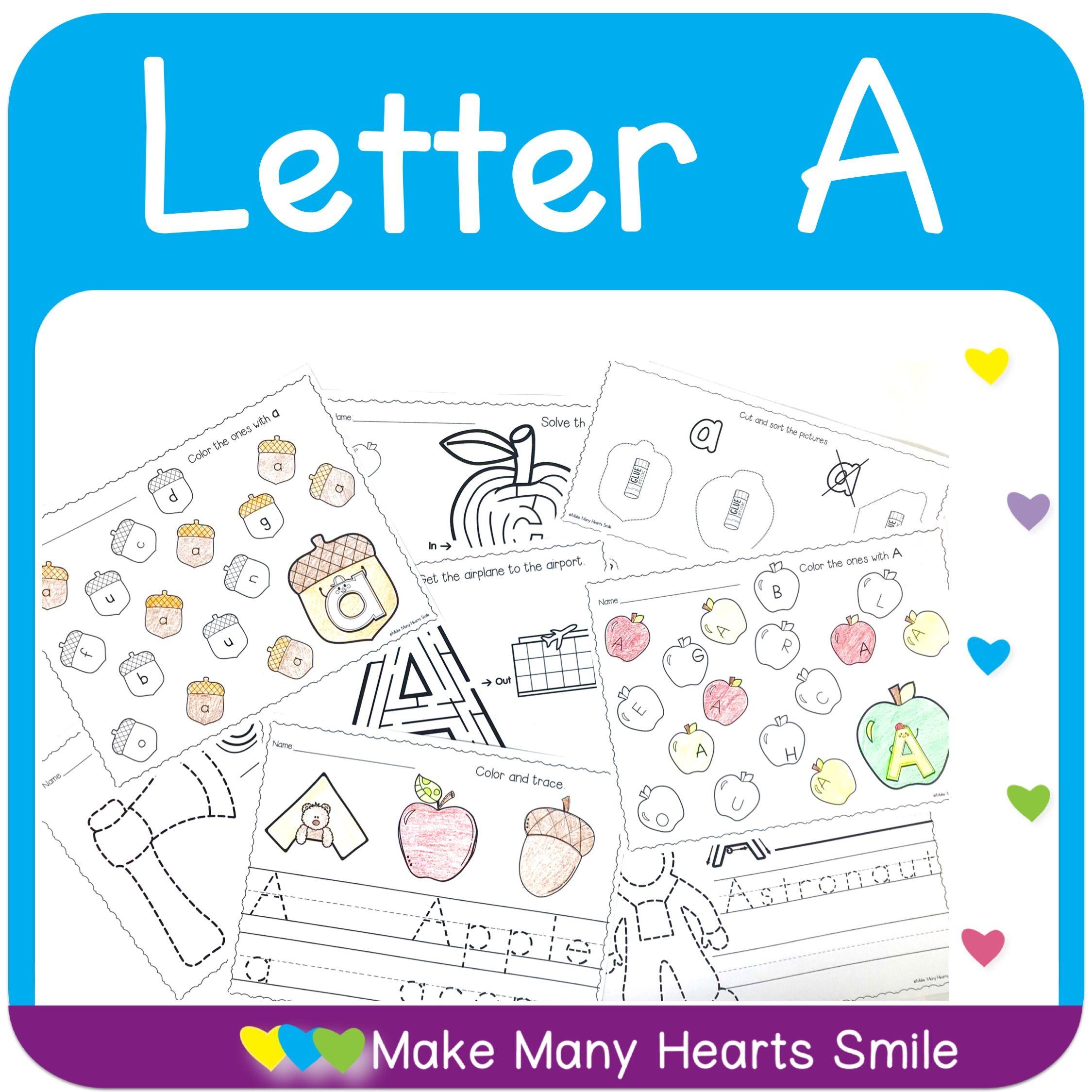 Dot To Dot Uppercase Letters Mmhs25