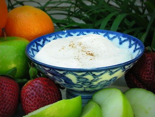 The Best Fruit Dip EVER ! | Sweet Southern Blue