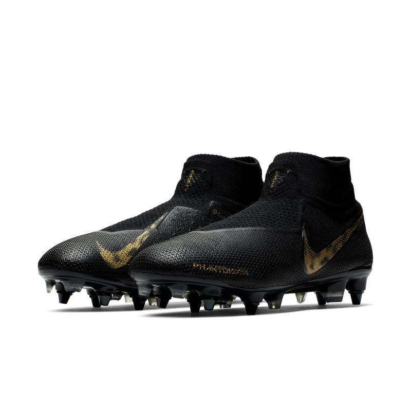 pretty nice c9aa5 af2f0 Nike Phantom Vision Elite Dynamic Fit Anti-Clog SG-PRO Football Boot -
