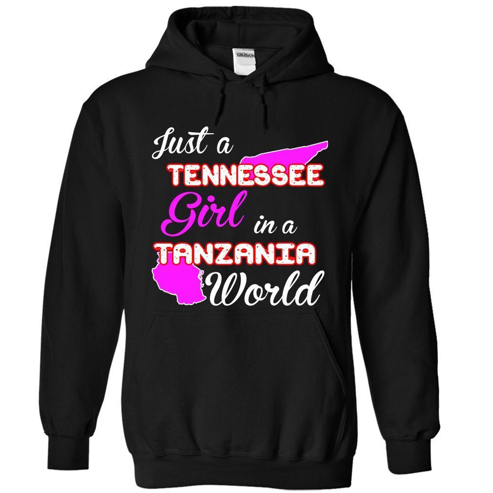 Tennessee Tanzania Girl Custom T Shirts Near Me Pinterest