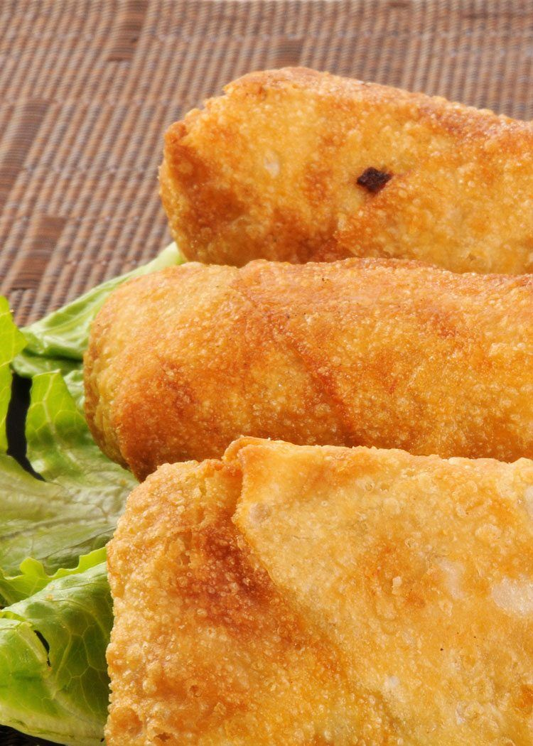 Enjoy making homemade egg rolls fro a healthy and tasty appetizer or meal. Fried or baked, egg rolls add a unique flavor to your meal.