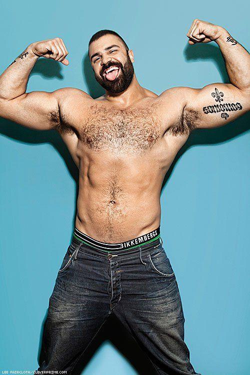 Bear gallery gay man