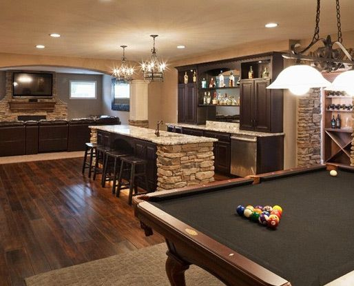 home bars that will knock you off your feet wood stone