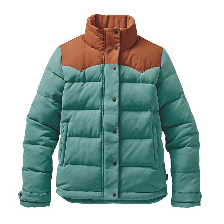 Recycled Down Jacket By Patagonia Love The Vintage Look