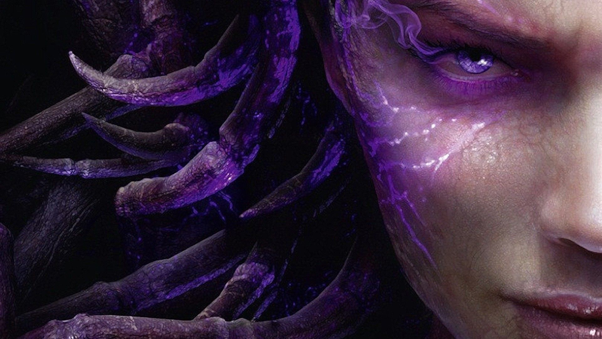 Starcraft 2 Heart Of The Swarm Wallpaper Google Search
