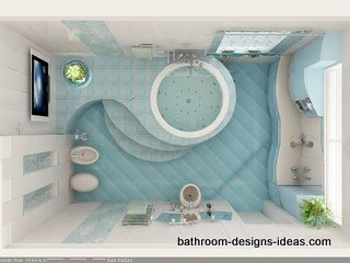 small master bath plans Bathroom Floor Plans Large and Small