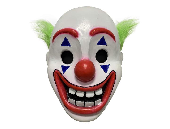 Joker Movie 2019 Halloween Clown Mask Joker Mask Halloween Clown Clown Mask