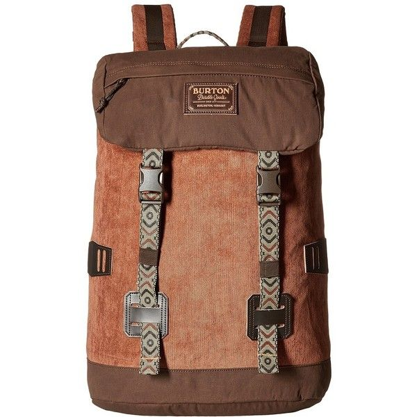 Burton Tinder Pack (Matador Cord) Backpack Bags ($95) ❤ liked on Polyvore featuring bags, backpacks, vintage rucksack, day pack backpack, vintage backpacks, drawstring backpack and vintage style backpacks