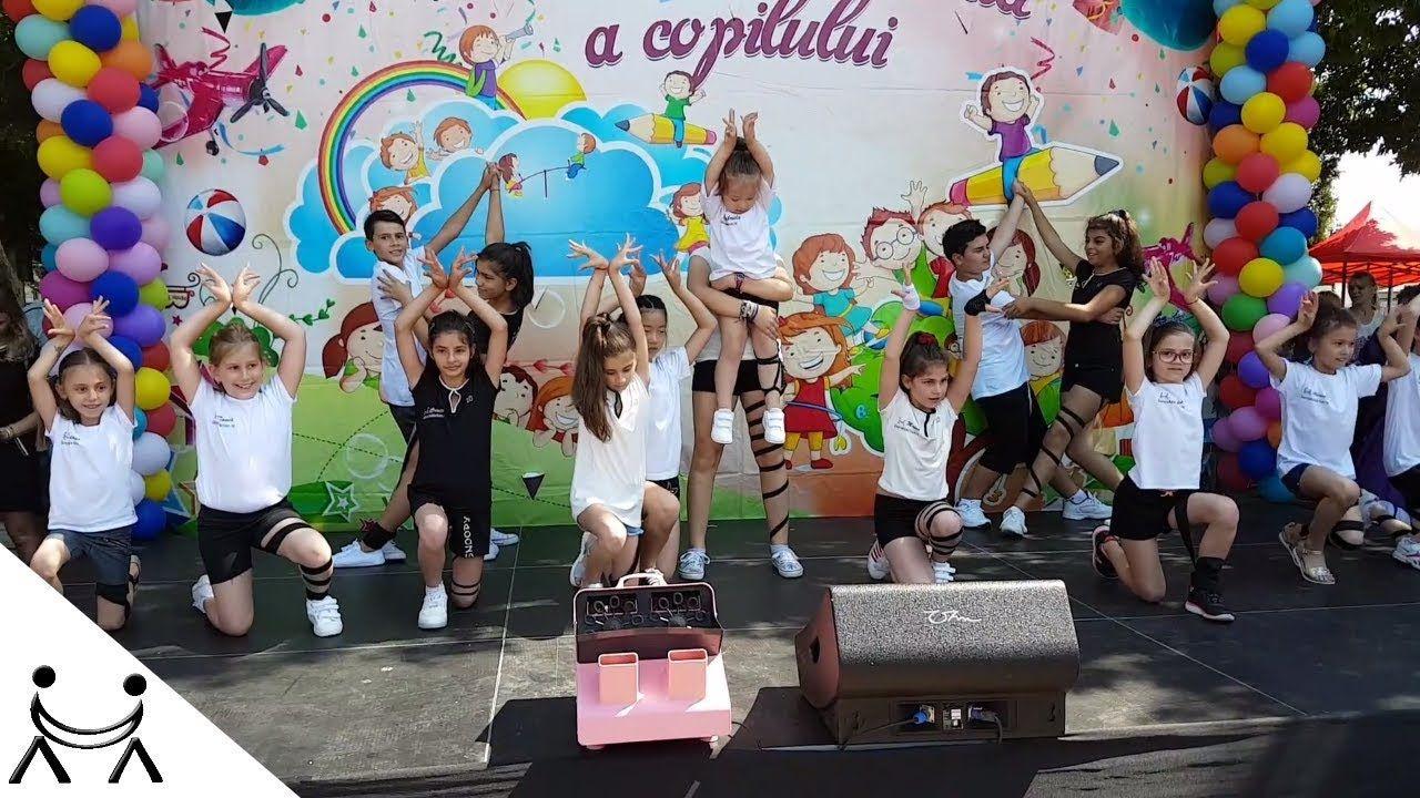 Dansuri Pentru Copii Havana De 1 Iunie Ziua Internationala A Copilului Group Dance Dance First Love