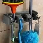 Mop and Broom Holder Wall Mounted Garden Tool Storage Tool Rack  broomBetter quality Mop and Broom Holder Wall Mounted Garden Tool Storage Tool Rack  broomquality Mop and...