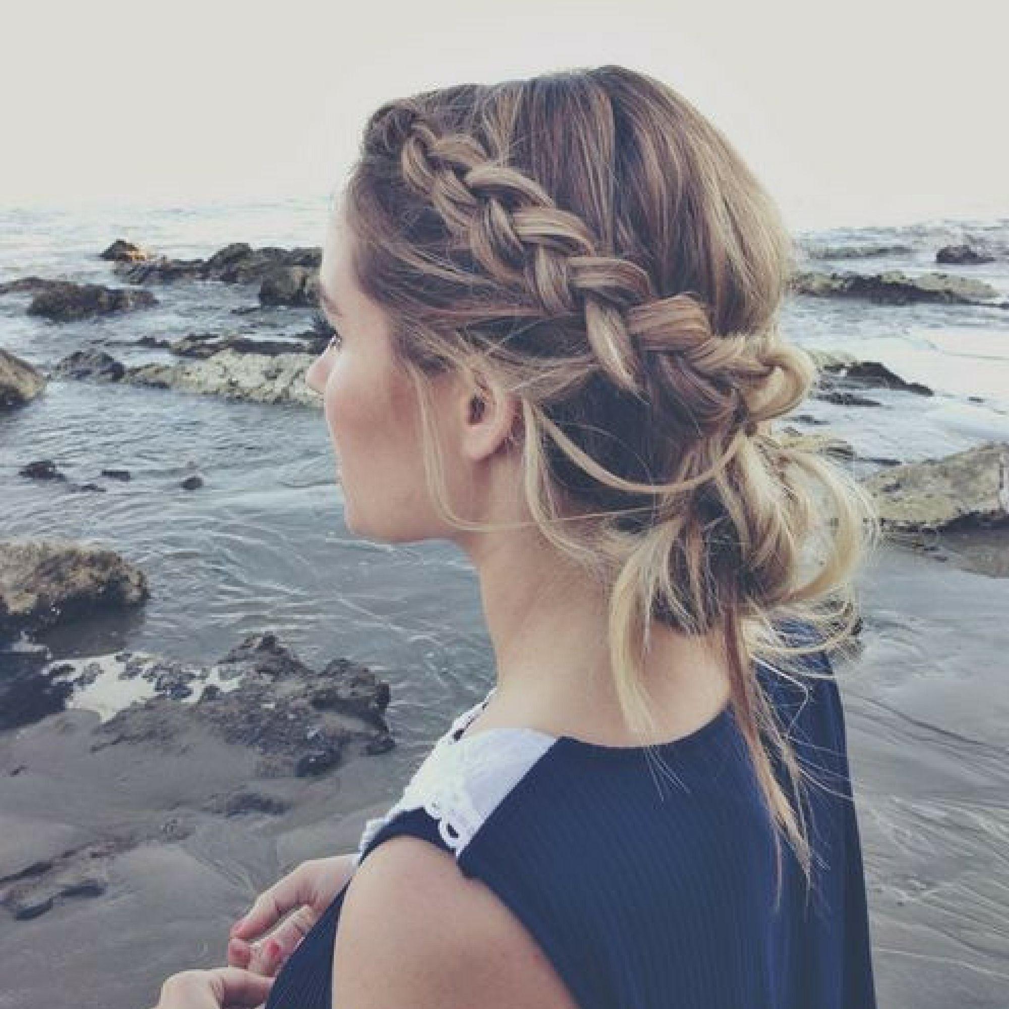Summer hairstyles hair pinterest hair style makeup and hair