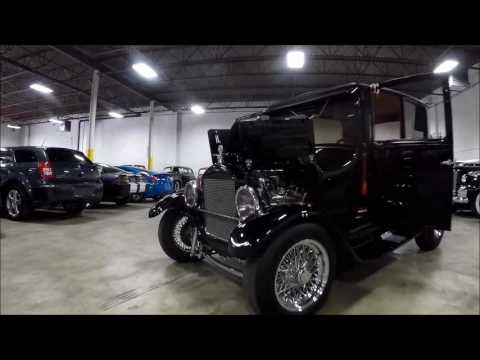 1926 Ford Model T Sedan Youtube Grautogallery Ford Models