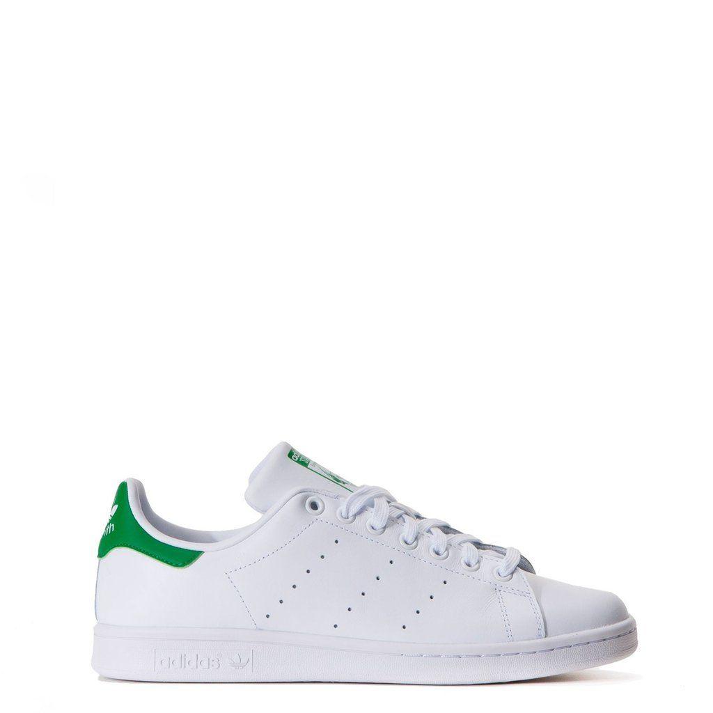 adidas stan smith 80s vintage blanc vert