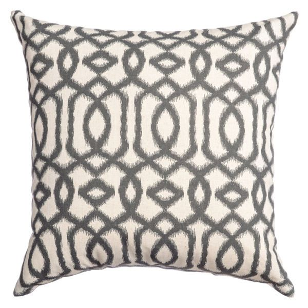 Kaili Ikat Feather Down Filled Throw Pillows Set Of 2
