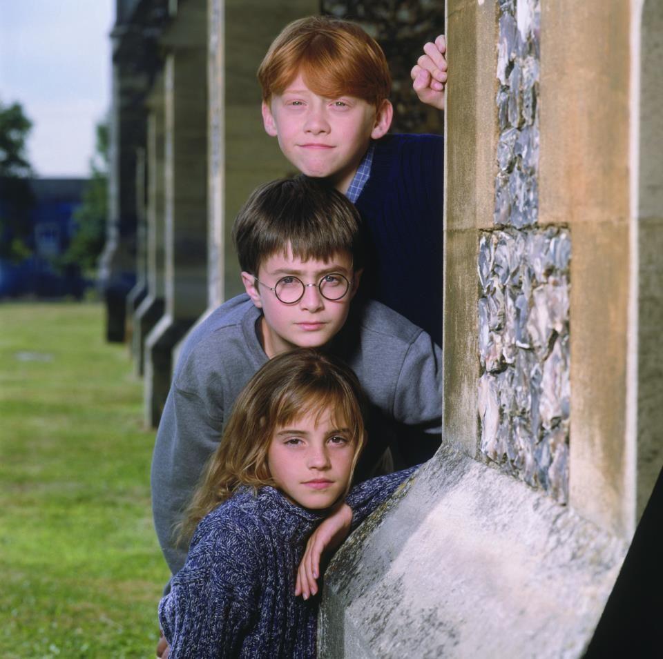 Kelsey Hardwick In Harry Potter