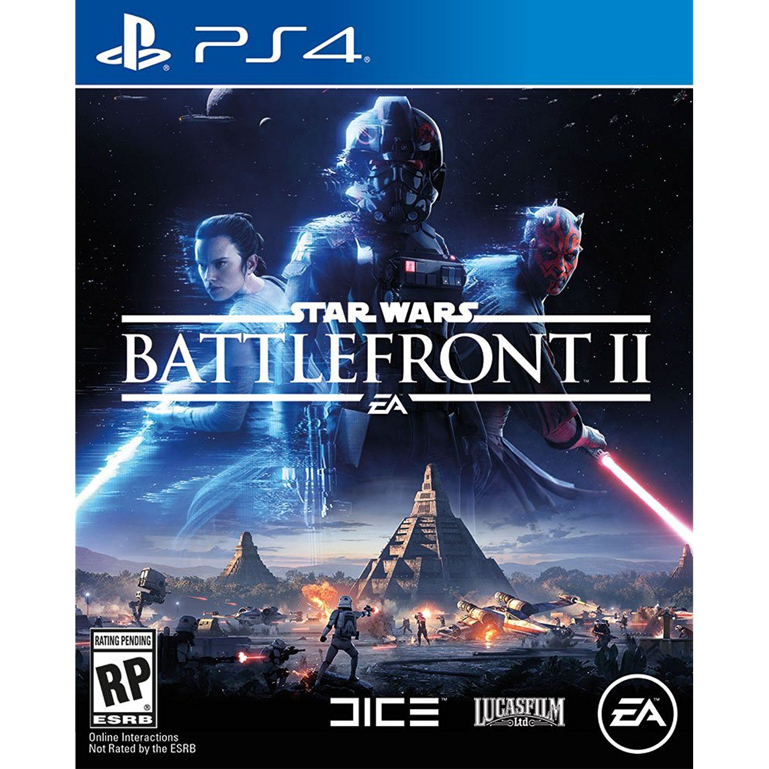 Star Wars Battlefront Ii Ps4 Digital Code You Can Find Out