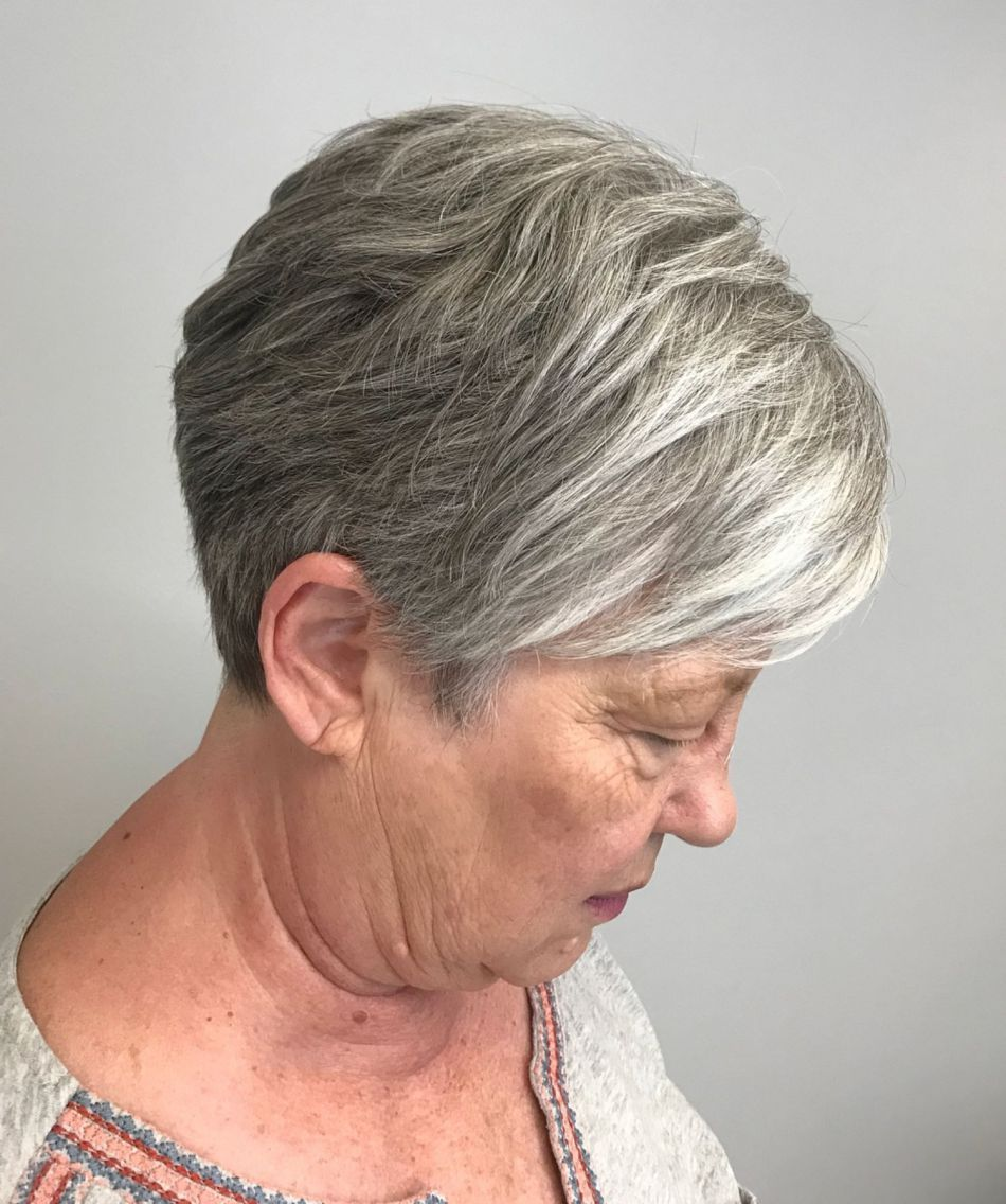 The Best Hairstyles And Haircuts For Women Over 70 Womens Hairstyles Cool Hairstyles Short Hair Styles
