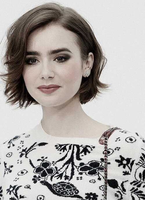 80 Best Haircuts For Short Hair Short Hair Styles Short Hair Styles For Round Faces Thick Hair Styles