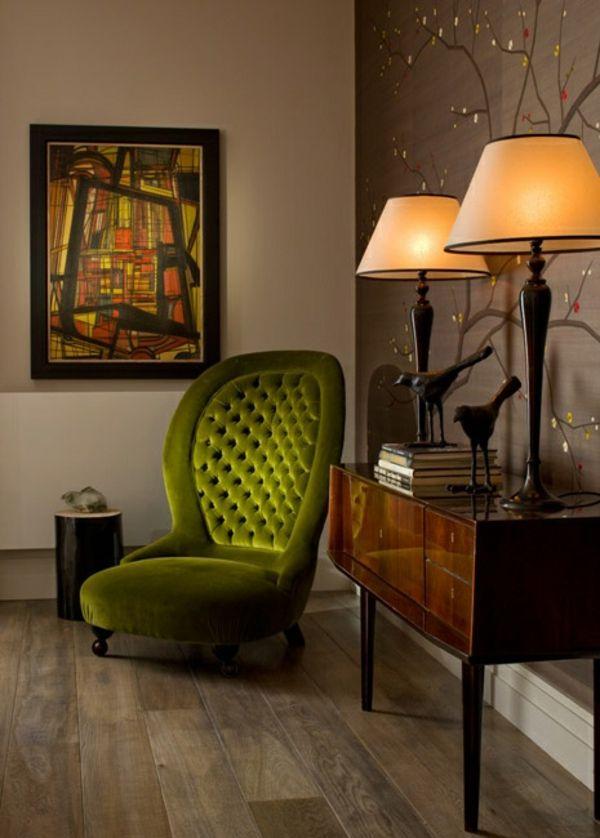 Art Deco Stil und seine Geschichte – Art Deco Möbel und Lampen #artdecointerior
