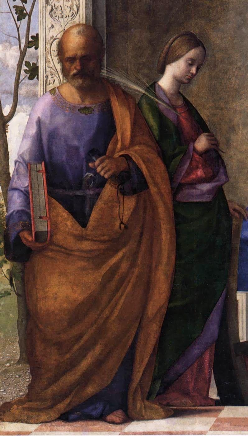 Giovanni Bellini ~ High Renaissance painter | Tutt'Art@ | Pittura * Scultura * Poesia * Musica |