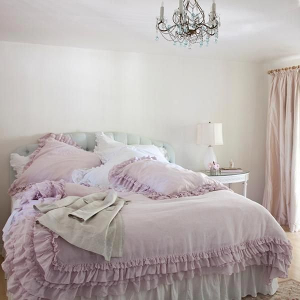Determinant proposed pink shabby chic bedding Take the