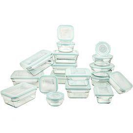 36 Piece Glasslock Storage Container Set