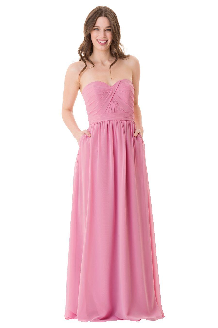ece8ed34d07 Bari Jay Bridesmaids dress