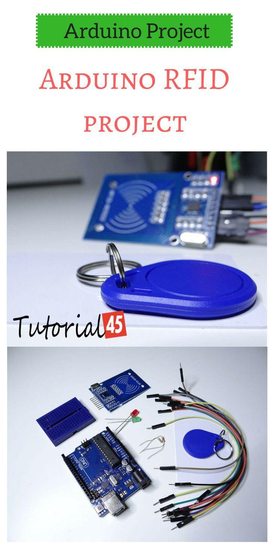 Arduino RFID project for beginners Arduino, Arduino