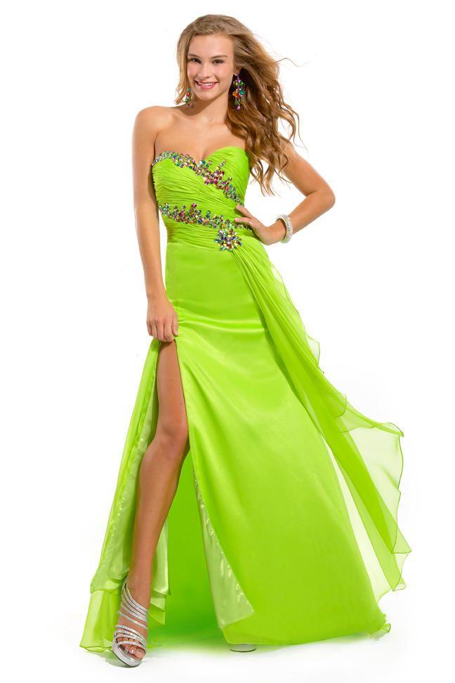 Green Prom Dresses   Beautiful post\'s   Pinterest   Prom, Prom dress ...