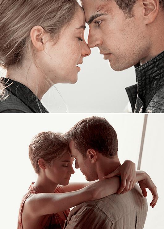 Fourtris #Divergent #Insurgent