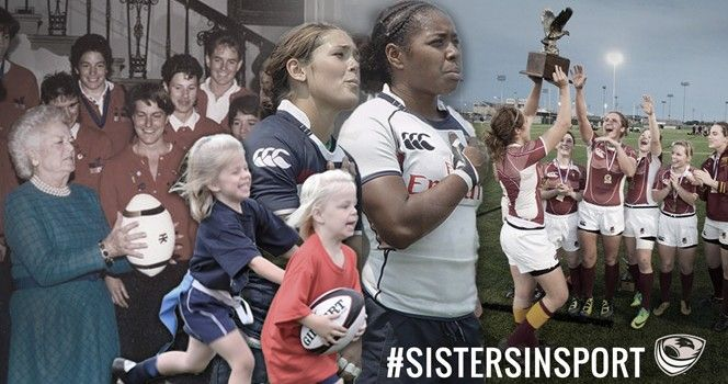 Usa Rugby Celebrates National Girls And Women In Sports Day Usa Rugby Sports Day Rugby