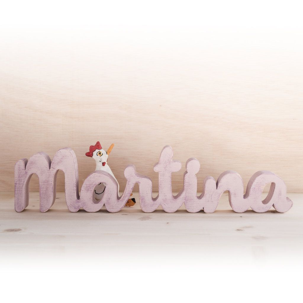 Nombre Martina Madera Nombres Madera Rosa Pallets Place Card Holders Place Cards Y