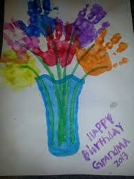 Grandma Lynes Birthday Present 2013 Image Result For Homemade Cards Dad From Toddler