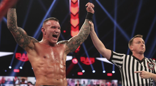 Watch Wwe Raw 9 7 2020 Watch Wwe Raw 7th September 2020 Wwe Randy Orton Clash Of Champions