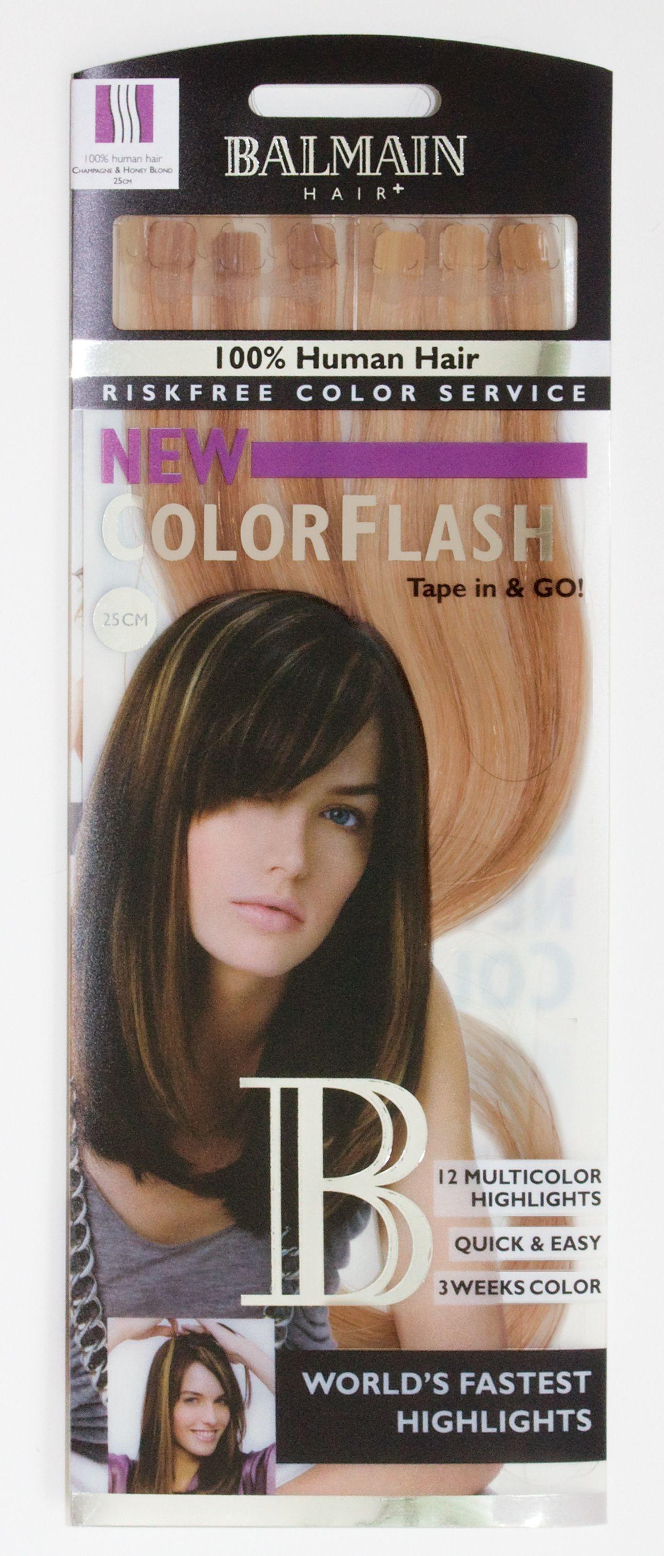 Balmain tape extensions 25cm