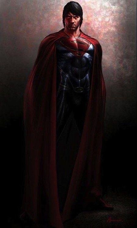 Concept Art Superheroes Cape