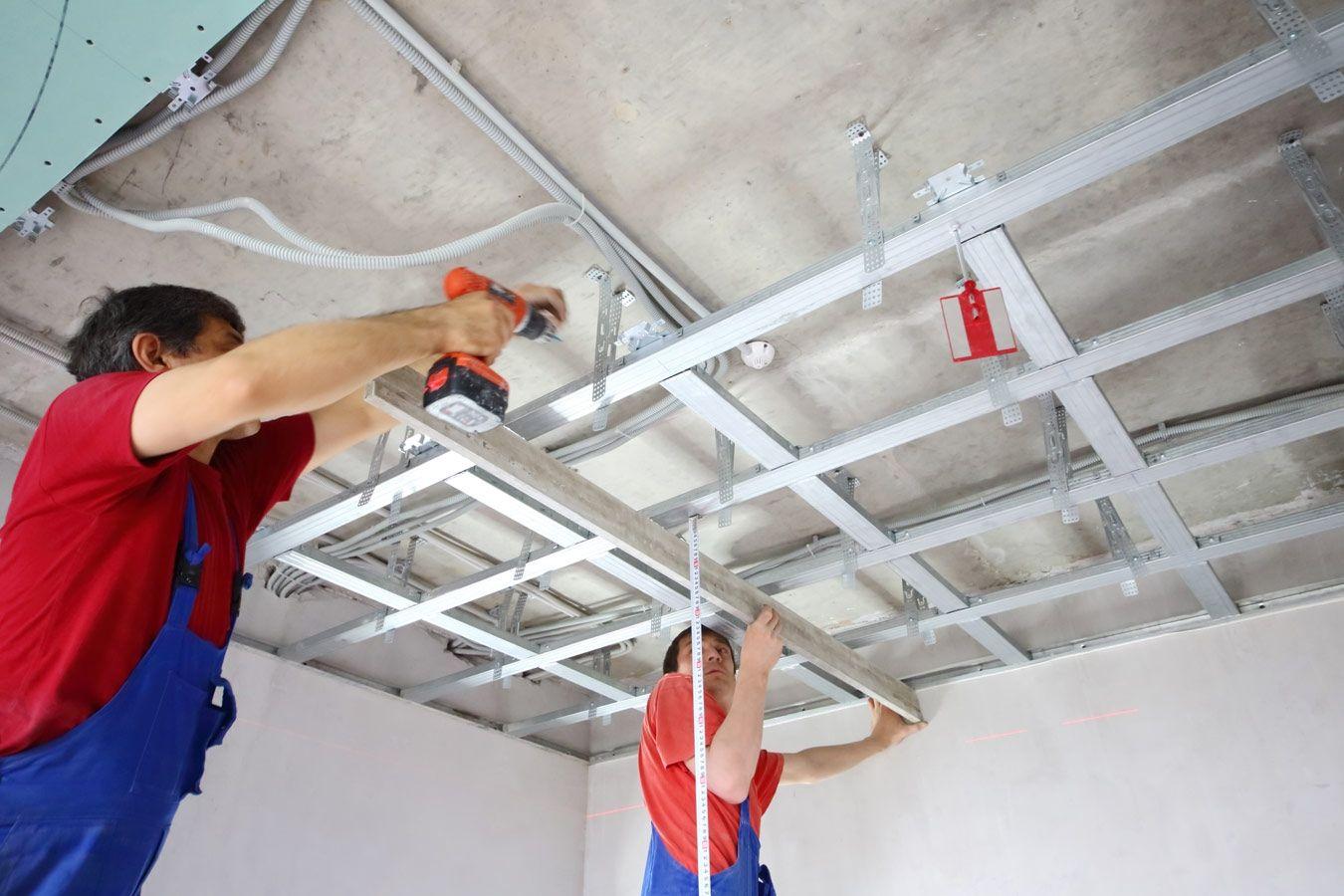Gyproc plafond Voordelen & mogelijkheden Plafond ideeën