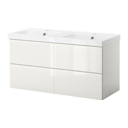 GODMORGON/ODENSVIK Allaskaluste 4 laatikkoa IKEA 10 vuoden takuu. Lisätietoja ja takuuehdot takuuvihkosessa.