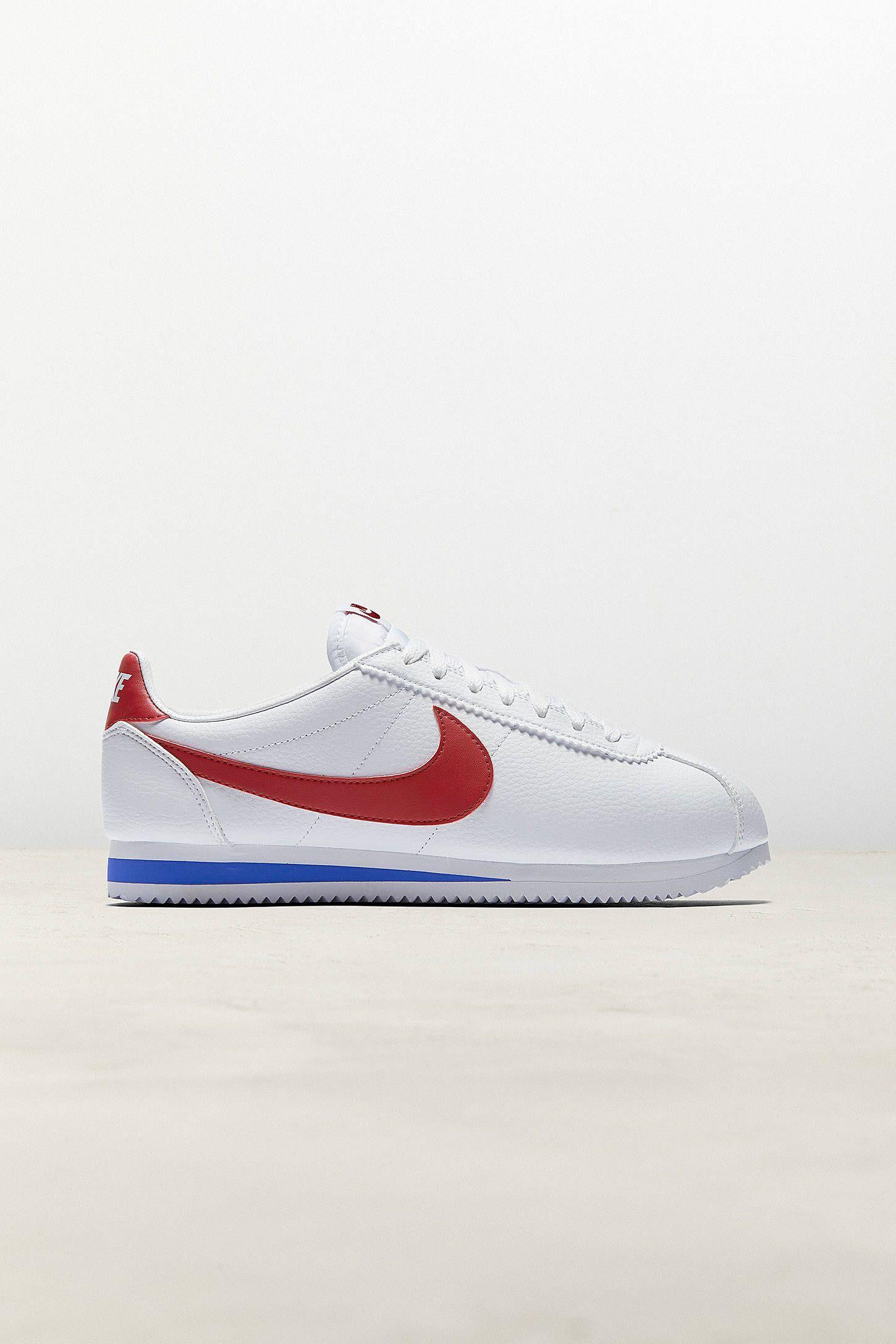 e6188fa6 Nike Cortez Basic Leather OG Sneaker in 2019 | Shoes | Nike, Sneakers, Nike  cortez
