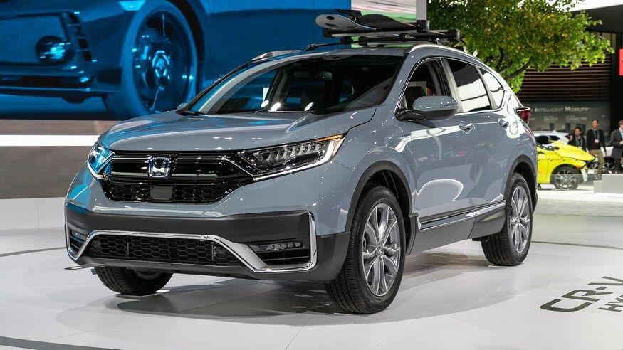 2020 Honda Crv Hybrid Review Performance Specs In 2020 Honda Crv Hybrid Honda Crv Honda Crv Touring