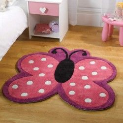 Erfly Shaped Rug With Images