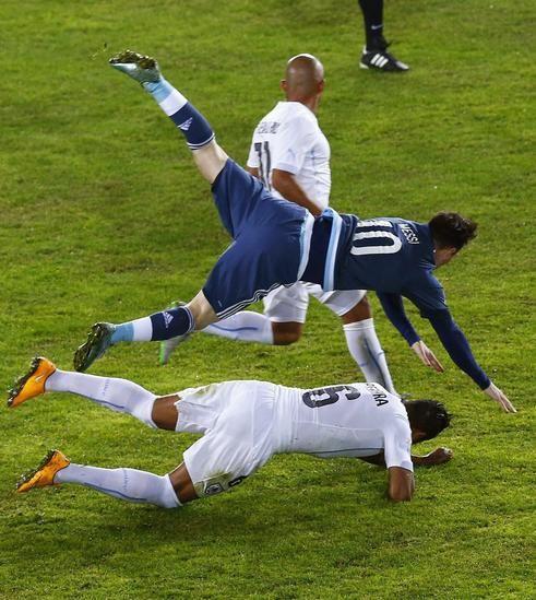 Aguero fa volare l'Argentina. Uruguay ko - Tuttosport